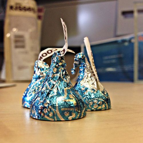 kisses Kisses Sweet Chocolate Yummy!