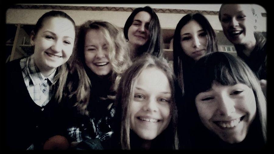 мой любимый класс ))