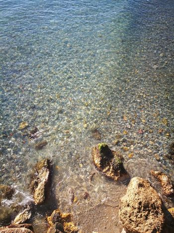 Water High Angle View No People Outdoors Nature Beauty In Nature Motion Sunset Close-up Day Sky Pietra Ligure