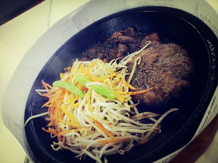 Hotto with my sister Food Yummy 음식