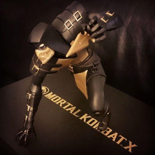 Mortalkombat MORTALKOMBATX PS4 Scorpion Coarse Coarsetoys