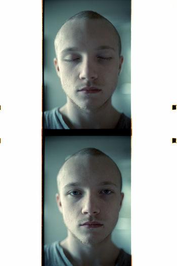 George - 2018 35mm Film Film Photography