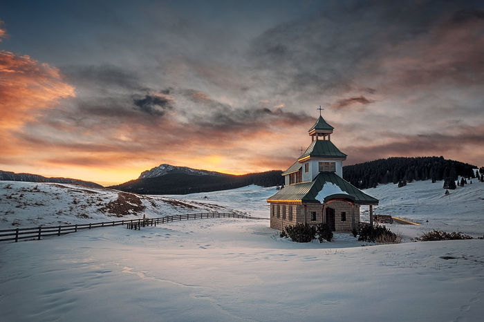 Frozen church Ig_italy Igpowerclub Ig_worldclub Ig_italia_ Master_shots Special_shots Igglobalclub Ig_mood Globaldaily Splendid_shotz Thebest_capture Wonderful_places Hot_shots Natgeotravel Ig_europe Mybest_shot Epic_captures Ig_europeuk Epic_shots Agameoftones Colors_of_day Bella_shots Globalshotz Tree_magic Landscape Mountain Tranquility Snow Nature Winter