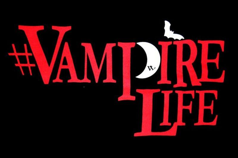 so im tossin & turnin guess its #VampLife