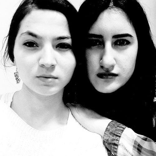İyi kızlar cennette kötü kızlar her yerde 😈