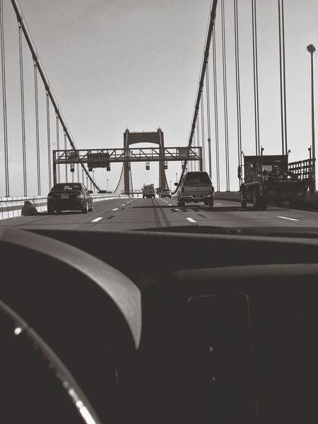 Walt Whitman Bridge Bridge Walt Whitman Philadelphia Pennsylvania Day Outdoors Sky First Eyeem Photo EyeEmNewHere