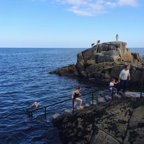 Dublin VSCO Sea Swimming