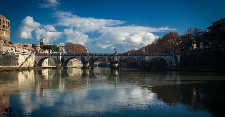 Giovannicasalephotographer Tevere Roma Cityscapes