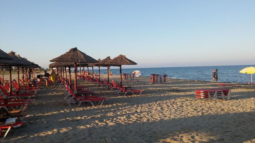 Greece Water Turist Turist Attraction Turistic Places Beach Paralia An Eye For Travel