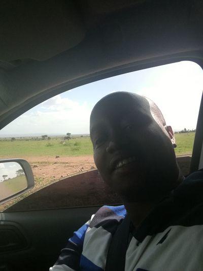 Me at serengeti national park