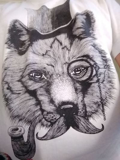 remera ❤️ Portrait One Animal Pets Looking At Camera Mammal Human Body Part Close-up People