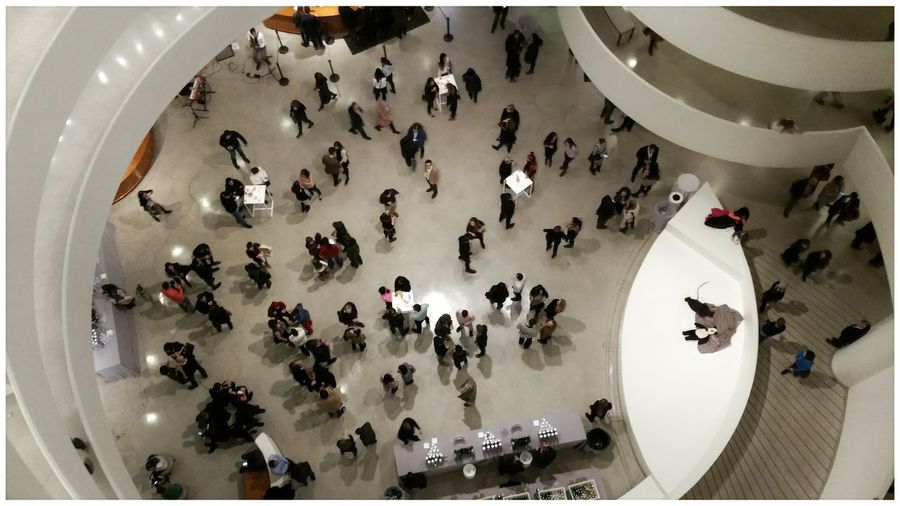 Obligatory Guggenheim Shot Guggenheim Museum Gallery Art Museum Aerial Photography Aerial Shot Aerial Frank Lloyd Wright Artsy Fartsy Open Edit Phone Photography Phonetography SNAPp