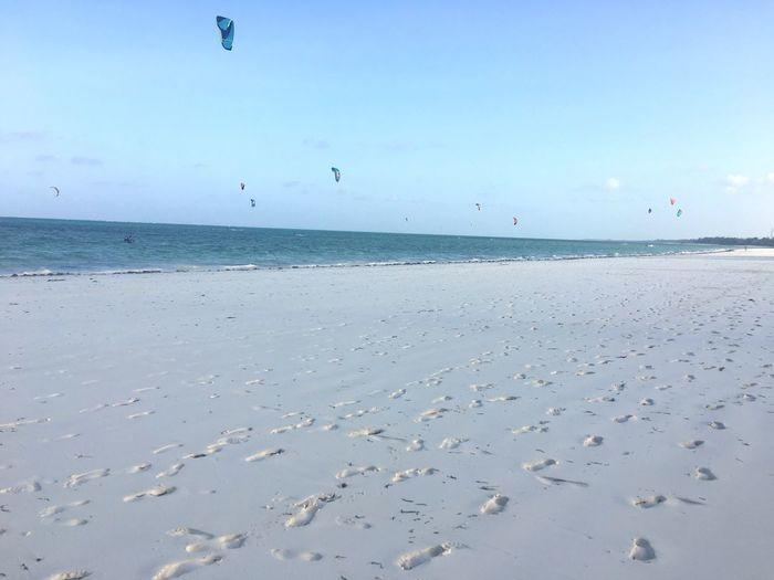 Zanzibar Kitesurfing Paradise Beachlife Maze Zanzibar🏊🏄🎣 Paje By Kite Paje 😍 😚