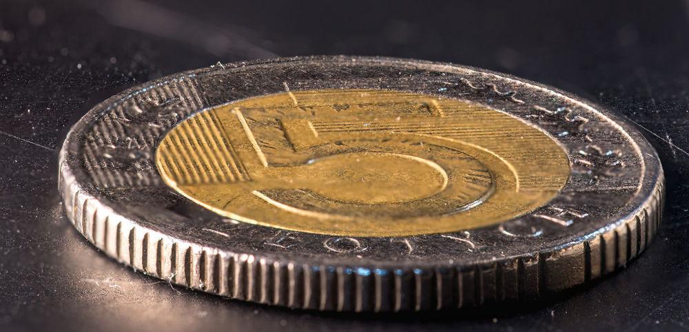 Coin Money Macro Macro Photography Closeup Focus Stacking EyeEm Selects Studio Shot