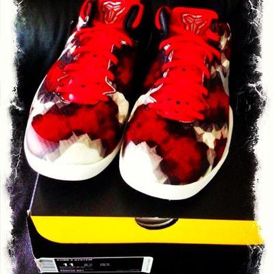 "NO POR MUCHO MADRUGAR AMANECE MAS TEMPRANO PITO!!! ""Kobe 8 System Milk Snake"" Kobe8milksnake Kobe8 Milksnake Yearofthesnake kobe8blackmamba matandolaliga estoestarico nikeaddict sneakerhead sneakerfreak sneakeraddict Dimelo"