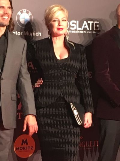 Moviestar Films Sitges Spain Sitgesfilmfestival Tracilords Women Indoors  Adult Arts Culture And Entertainment Dj Mid Adult Women People