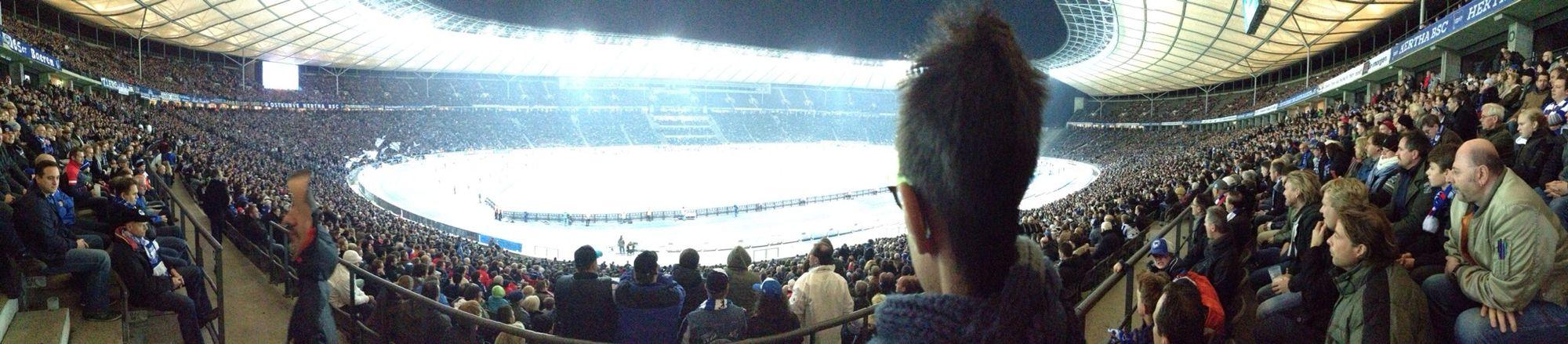 Match Fußballfieber Hertha BSC