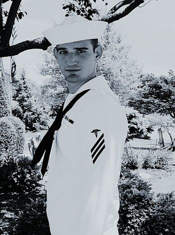 I am, a United States Sailor U.S. Navy Sailor