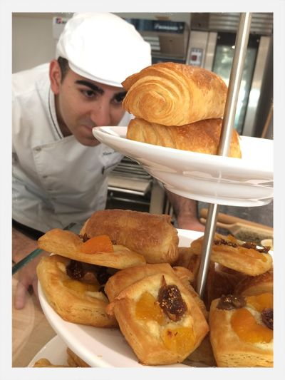 Bakery at Hotel Josef <3
