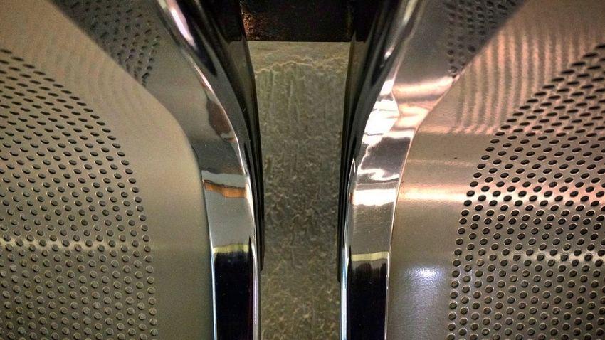 Sperm climbing uterus - Indoors  Metal Close-up Aquitetura Shine