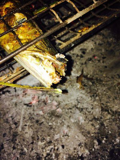 Fish BBQ Like Honeymoon Seychelles Yummy Love Fire