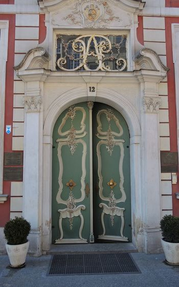 Building Exterior Built Structure Danzig, Poland Day Entrance No People Outdoors Patrizierhaus