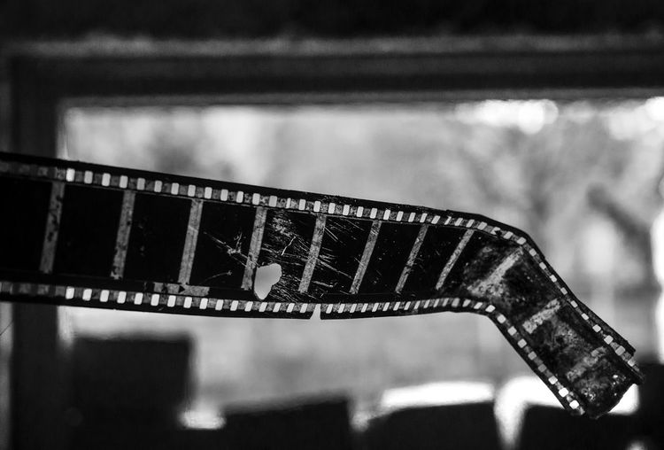 .. love story movie Abandoned Places Black & White Cinema Film Old Cinema Blackandwhite Photography Heart Movie End Window EyeEmNewHere