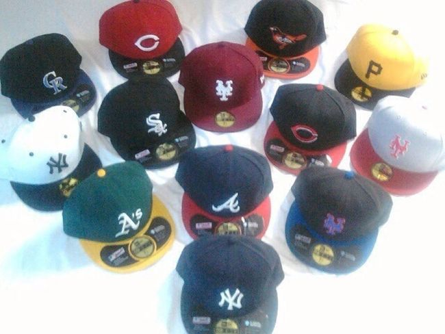 My Baby's 59fifty Baseball Cap Collecter