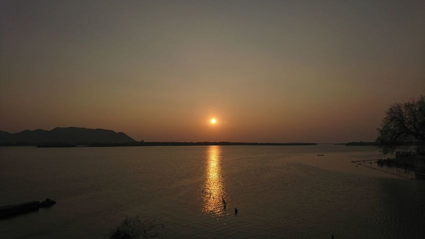 Sunset Collection-01 Beauty In Nature Clear Sky Idyllic Nature No People Nwin Photography Outdoors Reflection Scenics Sea Silhouette Sky Sony Xperia Xz Sun Sunset Sunset_collection Tranquil Scene Tranquility Tree Water Waterfront Xperian Photography