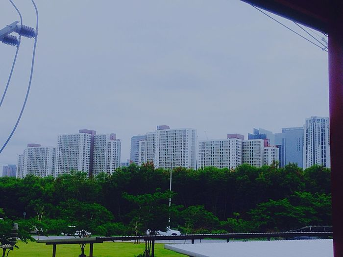 My Country In A Photo Mrta Being Bureaucratic Skyscrapers Garden Nature City Eye Em Around The World From My Point Of View Enjoying The View