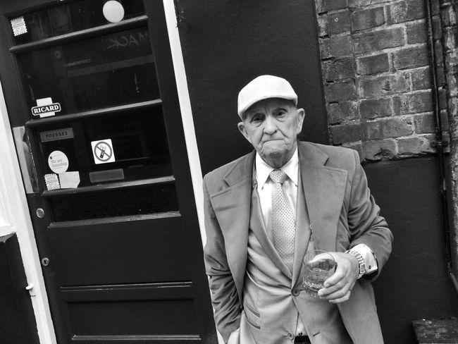 The dapper chap The Street Photographer - 2016 EyeEm Awards