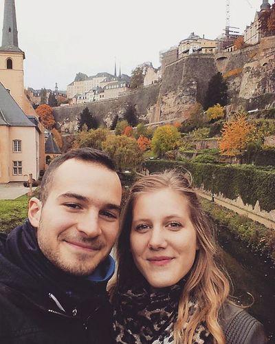 Luxembourg Wadokai Karate Europeanchampionship Városnézés életemszerelmével
