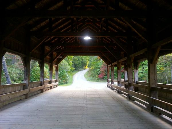 Covered Bridge From My Point Of View Great Outdoors Check This Out Taking Photos Mountain Hiking Landscapes With WhiteWall