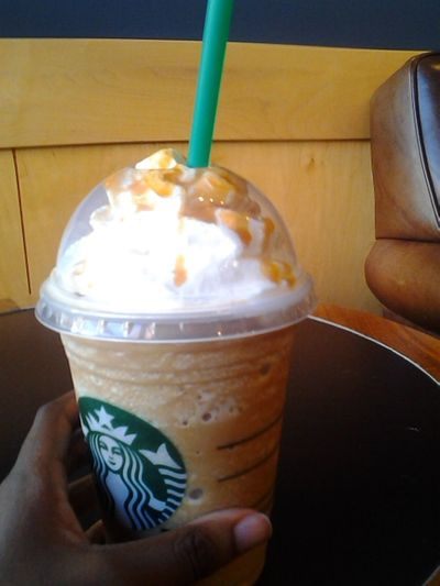first time trying starbucks it was alright but i think mcdonalds frappes better Starbucks Starbucks <3 Starbucks !!! Frappucino