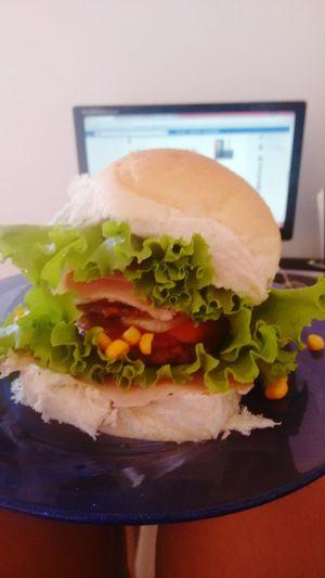 Food Humburger Followme Likeforlike