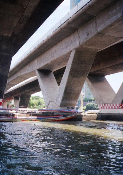 PAGE : https://goo.gl/Yt2H0P TUMBLR : http://goo.gl/VpBEYR IG : PORNPIDEL Architecture Boat Bridge Built Structure Connection Culture Engineering Exterior Flim Flimcamera Half Flame In A Row Metal Mode Of Transport Nautical Vessel OLYMPUS PEN-EE3 Railing Staircase Steps Steps And Staircases Streetphotography Structure Thai Transportation Water