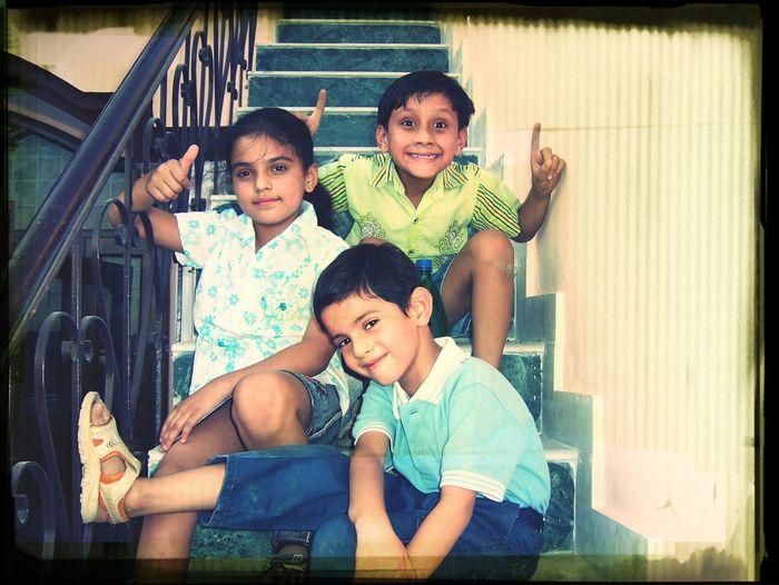 Kids Being Kids Smile❤ InnocenceAllOverMe