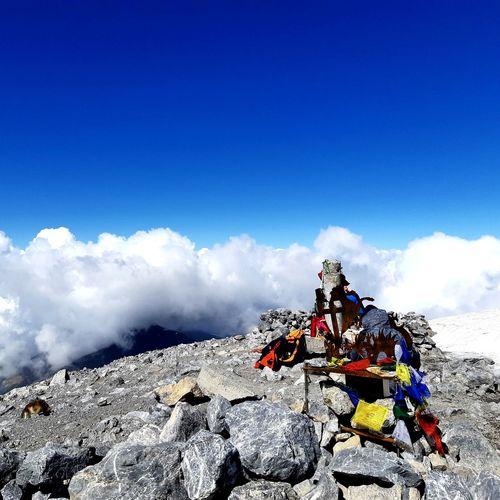Top Monte Perdido Mt 3355m.. First Eyeem Photo Climbing Climberslife Pyrenees National Park Monteperdido Famous Place Dangerous RISK Sky Parachute Rock Climbing Rock Face Climbing Wall Mountain Climbing Free Climbing Extreme Sports