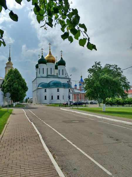 Russia Kolomna Россия Коломна Architecture Religion History Streamzoofamily Summer Andrography Streetphoto Church Lies