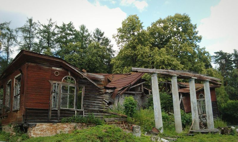 Broken разруха History усадьба Заброшка Willage Summer House Old Buildings Old House