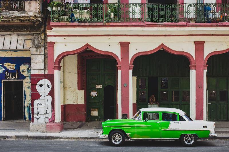 Colours In Havana