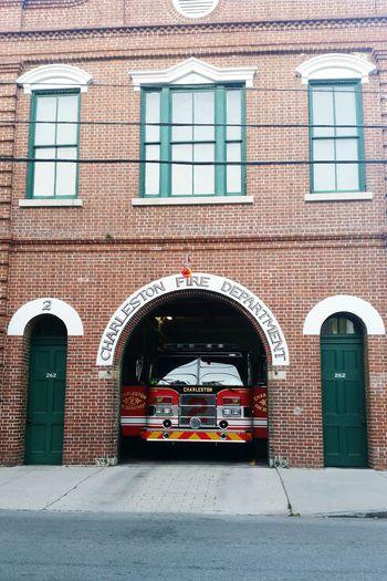 Charleston SC South Carolina Firetruck Firefighter Beautiful Super Heros  For The Love Of Firemen Firemen