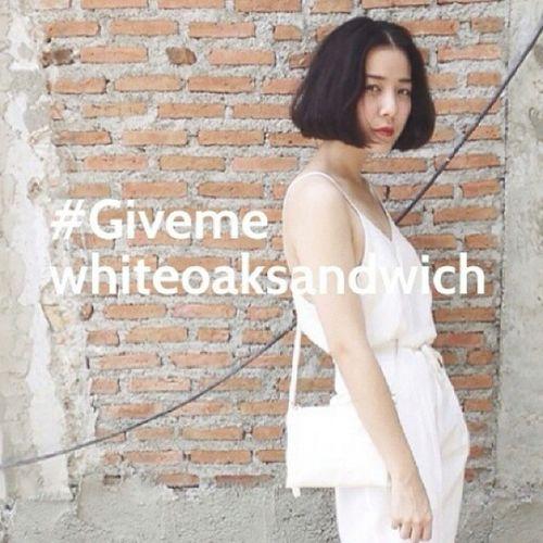 @whiteoakfactory Givemewhiteoaksandwich
