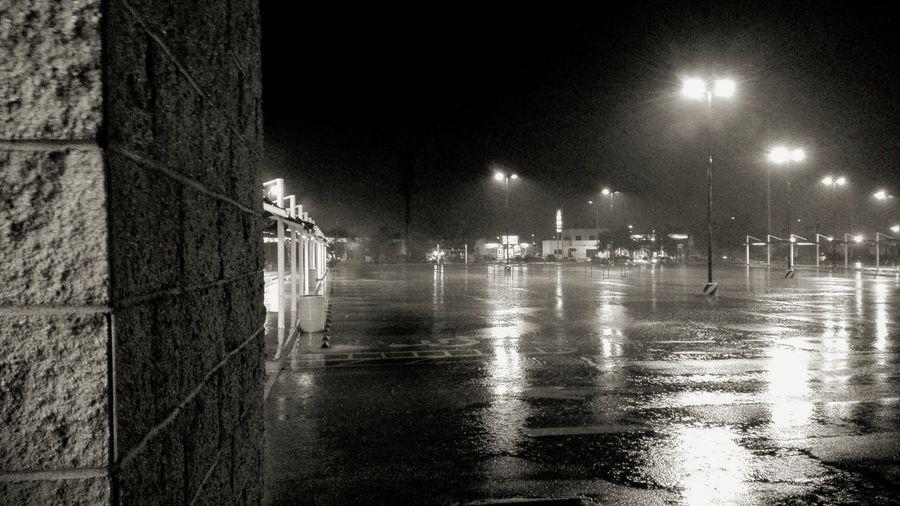 Relaxing Rainly Nightshot Hermosillo Sonora México Hauweip8lite