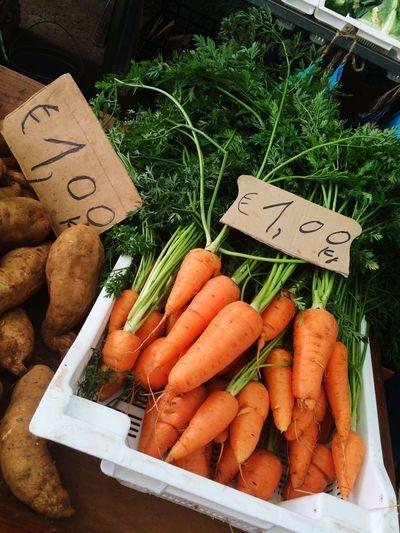 Food Helthyfood Helthychoice Market Stall Market Carrots Organic Food Organic