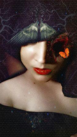 Artgallery Artistic Me Selfie ✌ Woman Portrait Of A Woman Art Yourself My Artwork Self Portrait MyWork MySelf