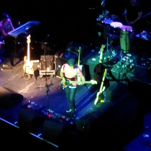 Marcus Miller plays Tutu Amsterdam Paradiso Church Stringray Fretless Bass