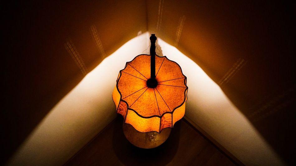 💡 Startrek Boomerang  Indoors  Illuminated Home Interior Night Light And Shadow Light Lightsaver Vintage Old-fashioned EyeEmNewHere Eye4photography
