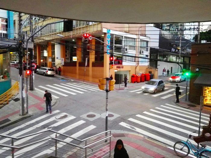 Crossroads of