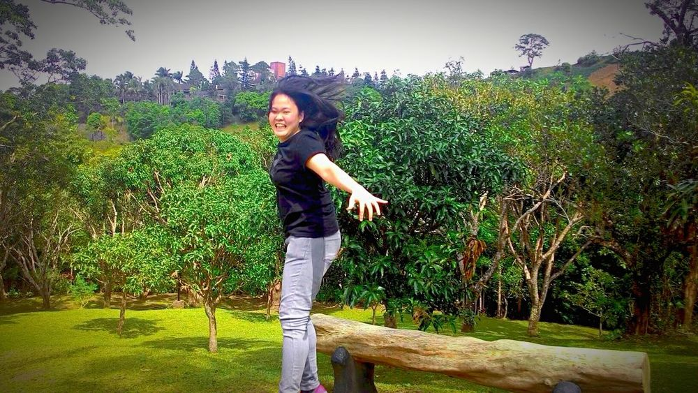 Everyday Joy is simply making the best out the ordinary with what you do, and living it up at the moment-- a lot like an epic jump shot ^_~